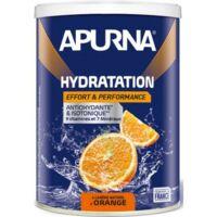 Apurna Poudre pour boisson hydratation Orange 500g à  JOUÉ-LÈS-TOURS