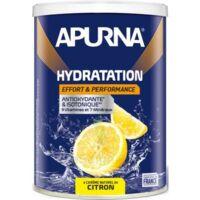 Apurna Poudre pour boisson hydratation Citron 500g à  JOUÉ-LÈS-TOURS