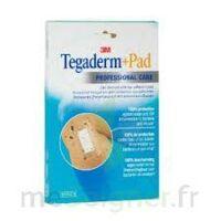 Tegaderm + Pad, 5 Cm X 7 Cm , Bt 10 à  JOUÉ-LÈS-TOURS