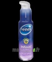 Manix Gel lubrifiant infiniti 100ml à  JOUÉ-LÈS-TOURS