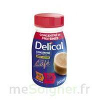 DELICAL BOISSON HP HC CONCENTREE Nutriment café 4Bouteilles/200ml à  JOUÉ-LÈS-TOURS