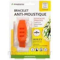 Arko Essentiel Bracelet anti-moustique adulte Orange à  JOUÉ-LÈS-TOURS
