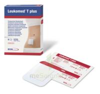 Leukomed T Plus Pansement adhésif stérile avec compresse transparent 8x15cm B/5 à  JOUÉ-LÈS-TOURS
