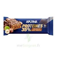 Apurna Barre hyperprotéinée crunchy chocolat noisette 45g à  JOUÉ-LÈS-TOURS