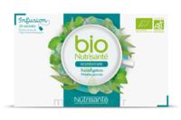 Nutrisanté Infusions Bio Respiratoire 20 Sachets à  JOUÉ-LÈS-TOURS