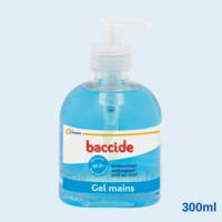 Baccide Gel Mains Désinfectant Sans Rinçage 300ml à  JOUÉ-LÈS-TOURS