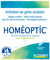Boiron Homéoptic Collyre unidose à  JOUÉ-LÈS-TOURS