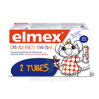 ELMEX DUO DENTIFRICE ENFANT, tube 50 ml x 2 à  JOUÉ-LÈS-TOURS