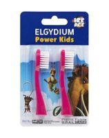 Elgydium Recharge Pour Brosse à Dents électrique Age De Glace Power Kids à  JOUÉ-LÈS-TOURS