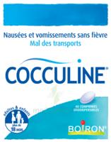 Boiron Cocculine Comprimés Orodispersibles B/40 à  JOUÉ-LÈS-TOURS